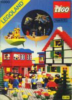 Lego ideas pop up book